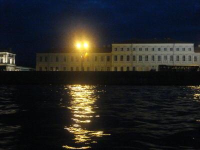Дворец Меньшикова на Университетской набережной